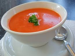 Spicy Red Pepper Soup